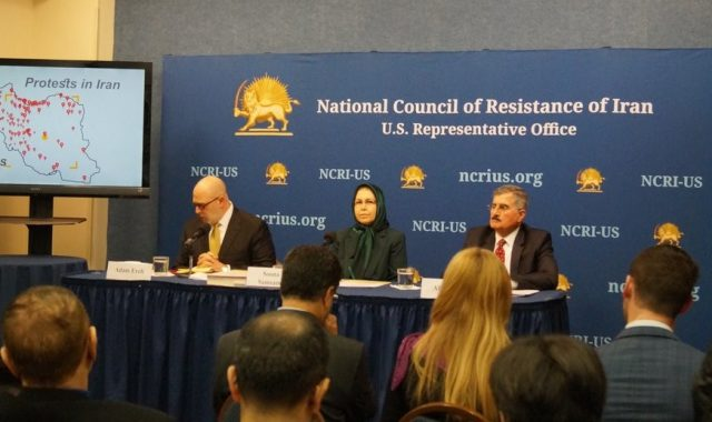 NCRI-US Rep. Calls for Recognition of Iranian People's Quest for Regime Change in Iran