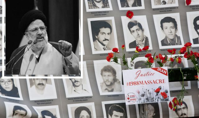 Perpetrator of 1988 Massacre Appointed as Iran's Judiciary Chief