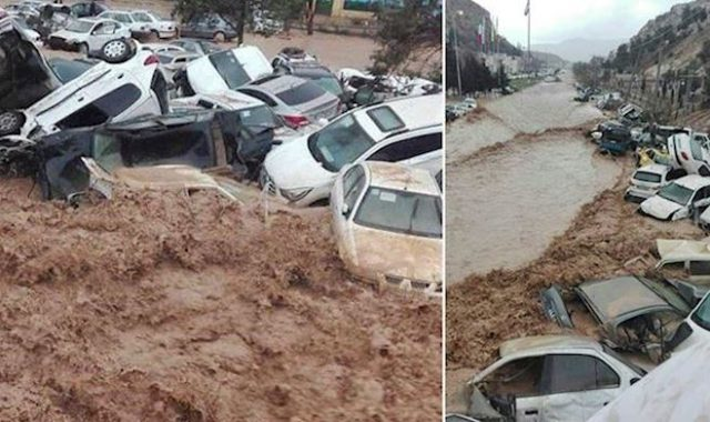 Flash Floods in Iran Continue to Cause Devastation Across the Country