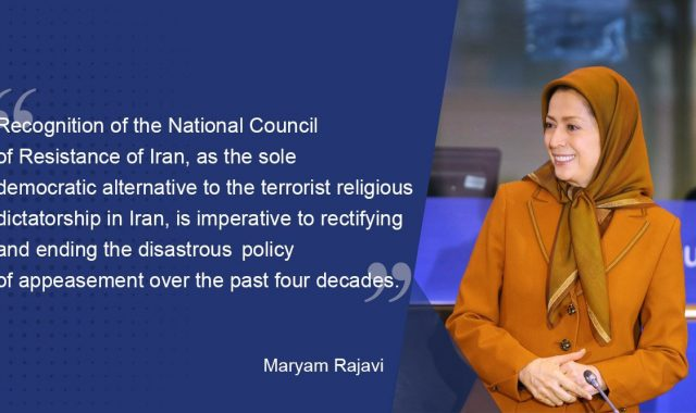 Maryam Rajavi's Platform & The Role of NCRI in Transitional Period