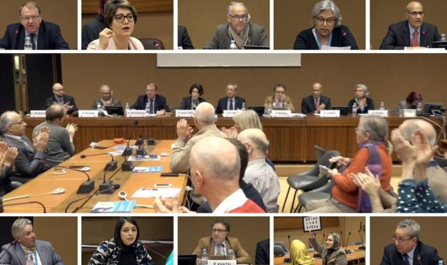 UN Geneva Conference Sheds Light On Human Rights Abuses In Iran