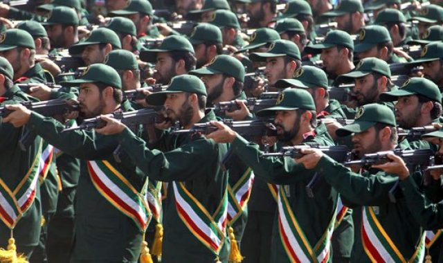 The United States Designate Iran Regime's IRGC as the Foreign Terrorist Organization