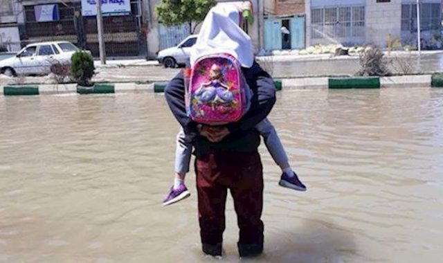 Iran Floods Continue to Wreak Havoc in Small Cities and Villages