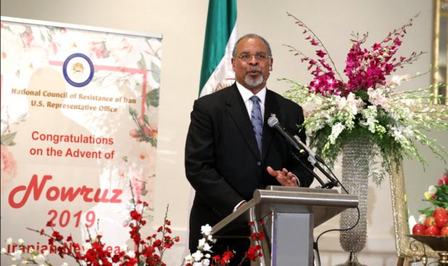 US Ambassador Calls For Terrorist Designation of Iran's MOIS