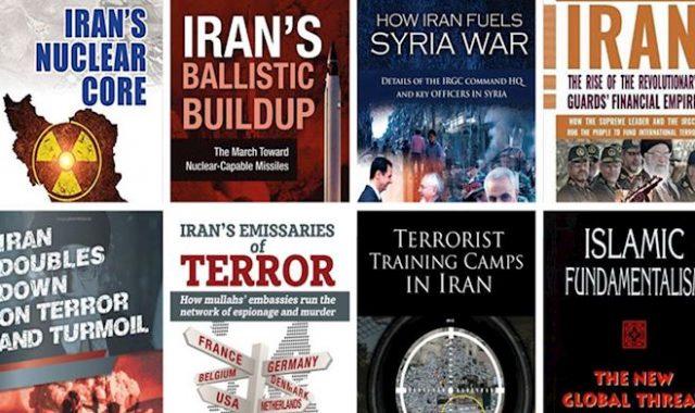 Revealing Books on IRGC & Iran Regime's Weapons of Mass Destruction