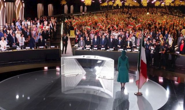 "International ""Free Iran"" Conference in Ashraf 3 – MEK Residence in Albania"