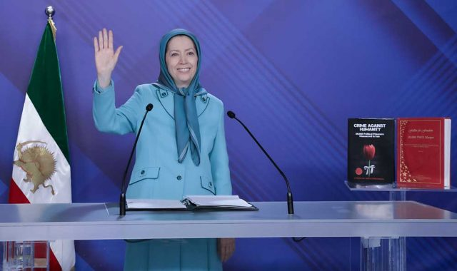 International support for Maryam Rajavi's ten-point plan for a democratic Iran