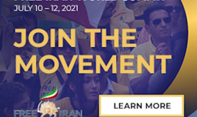 Free Iran World Summit 2021 – Join the 3-day Summit
