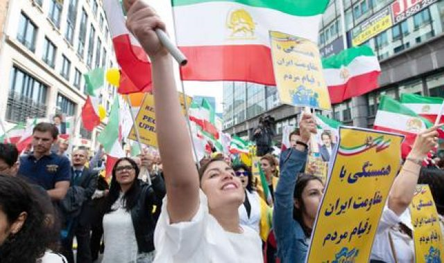 Please Join us at: Free Iran World Summit 2021