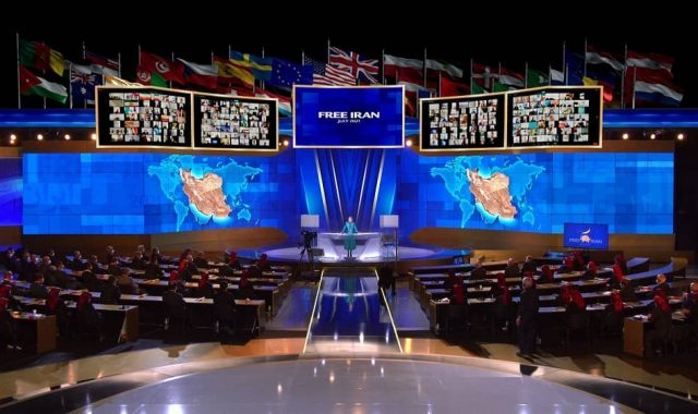 Second Day of the Free Iran World Summit 2021